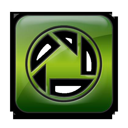 picasa, logo, square icon
