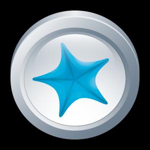 badge, adobe, cs, golive icon