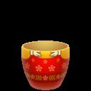 red matreshka lower part icon