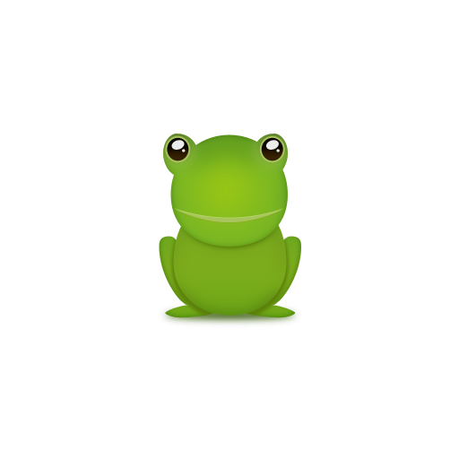 trans, animal, froggy, frog icon