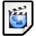 mms, movie, uri icon