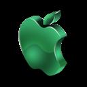 Green, Mac icon