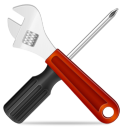 wrench, utility, spanner, tool, screwdriver icon