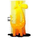 Giraffe 128x128 icon
