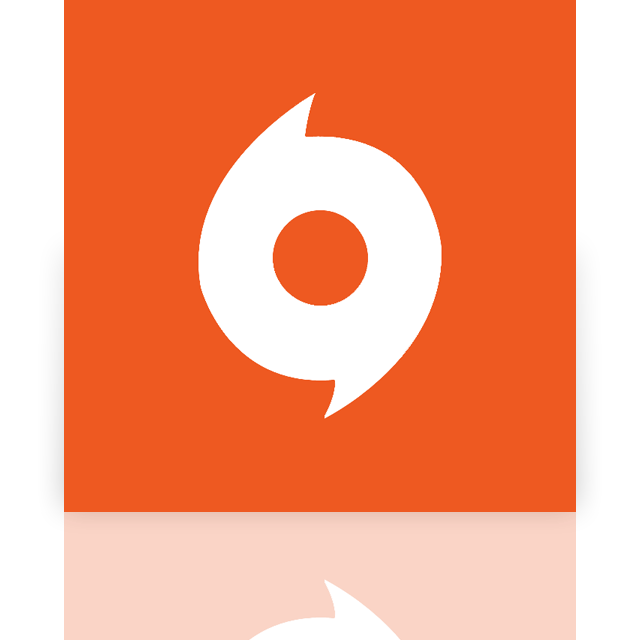 mirror, origin icon