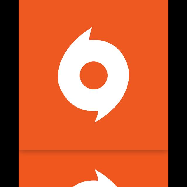 mirror, origin icon