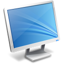 computer, display, my computer, monitor, screen icon