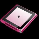 iPod nano pink icon