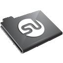 grey, stumbleupon icon