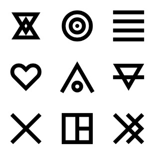 Alchemy icon sets preview