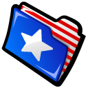 favourite, folder, star, bookmark icon