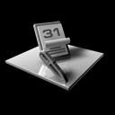 date, calendar, schedule, editblocked icon