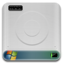 win, hdd icon