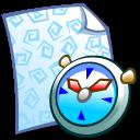 File, Temporary icon