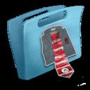 folder,shirt icon