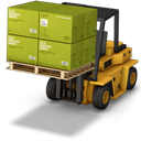 Forklift, Up icon