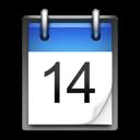 ical, calendar icon