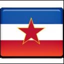 exyugoslavia,yugoslavia,flag icon