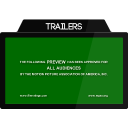 Trailers icon