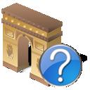 help, arcodeltriunfo icon