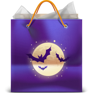 bag, shop icon