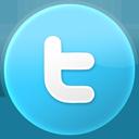 twitter, social media icon