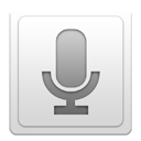 Android, Search, Voice icon