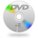 DVD+R copy icon