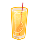 Cocktail, Screwdriver icon