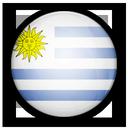 uruguay, of, flag icon