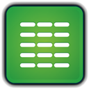 File, Spreadsheet icon