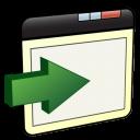 window, enter icon