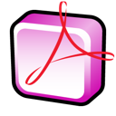 acrobat, professional, adobe icon