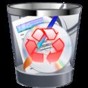 recyclebin,full icon