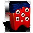 red, creature icon