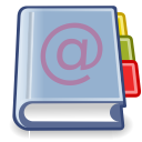 book, address, office icon