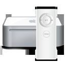 apple, mini, remote, mac icon