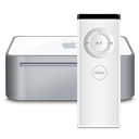 Mac, Mini+Apple, Remote icon