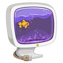 Aquarium, Computer icon