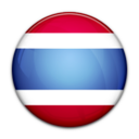 flag,thailand,country icon