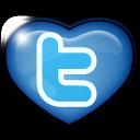 social, social network, love, heart, valentine, twitter, sn icon