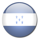 country, honduras, flag icon