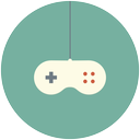 player, play, control, game icon