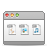 window, osx icon