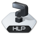 File, Hlp icon