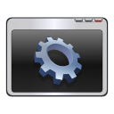settings, gear, system icon