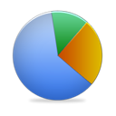 poll, chart, graphics, stats, statistic icon