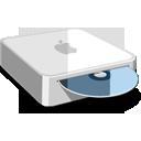 Cd, Mac, Mini icon