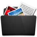 file, my document, document, my, paper icon