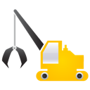 Equipment, Heavy icon